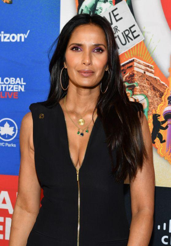 Padma Lakshmi - 2021 Global Citizen Live: New York
