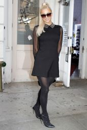Paris Hilton - Out in New York City 09/14/2021