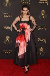 Paris Jackson - 2021 Creative Arts Emmys in LA