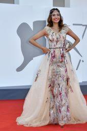 "Patricia Contreras - ""Illusions Perdues"" Red Carpet at the 78th Venice International Film Festival"