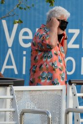 Penelope Cruz - Arriving in Venice 08/31/2021