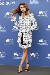 "Penelope Cruz - ""Madres Paralelas"" Photocall at the 78th Venice International Film Festival 09/01/2021"