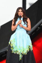 Priyanka Chopra - Global Citizen Live in Paris 09/25/2021