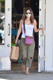 Rachel Bilson - Out in Santa Monica 09/08/2021