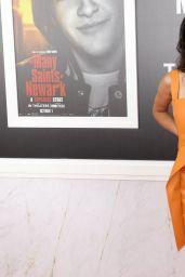 "Rachel Zegler - ""The Many Saints of Newark"" Premiere at Beacon Theatre in NYC 09/22/2021"