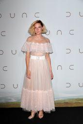 "Rebecca Ferguson - ""Dune"" Premiere in Paris"