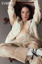 Rebecca Ferguson - Fashion Magazine September 2021