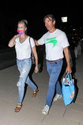 Rebecca Romijn - Out in Malibu 09/05/2021