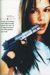 Rhona Mitra - Esquire Magazine September 1997