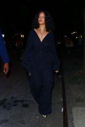 Rihanna at Soho House in New York 09/26/2021