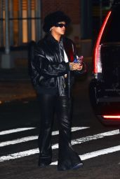 Rihanna - Out in New York 09/16/2021