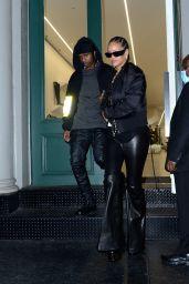 Rihanna - Shopping in New York 09/17/2021