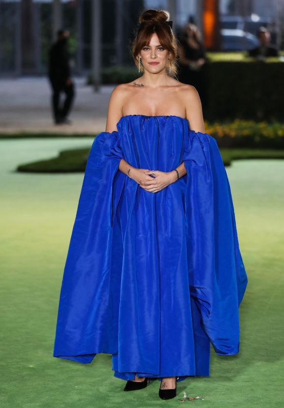 Riley Keough – The Academy Museum of Motion Pictures Opening Gala in LA 09/25/2021