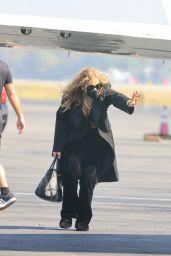 Rita Ora - Van Nuys Airport in NY 09/08/2021