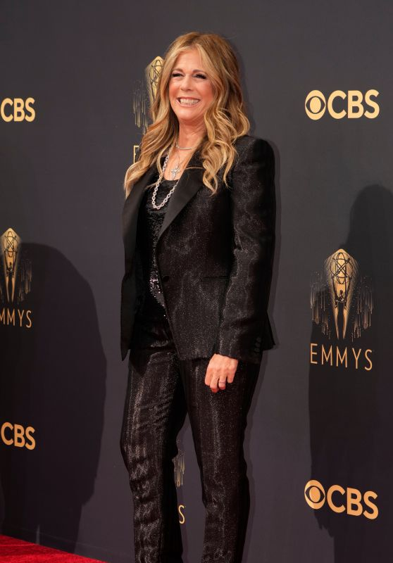Rita Wilson – Emmy Awards 2021