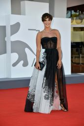 """Roberta Giarrusso – """"Illusions Perdues"""" Red Carpet at the 78th Venice International Film Festival"""