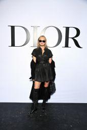 Romee Strijd – Dior Show at the Paris Fashion Week 09/28/2021