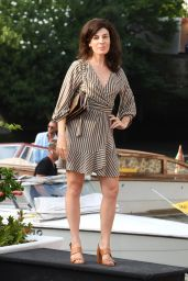 Rosa Palasciano - Arriving at the 78th Venice Film Festival 09/07/2021