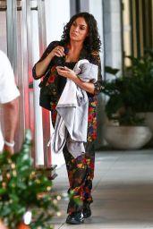 Rosario Dawson - Out in Miami 09/15/2021