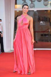 "Rossella Romano - ""Kineo Prize"" Red Carpet at the 78th Venice International Film Festival"