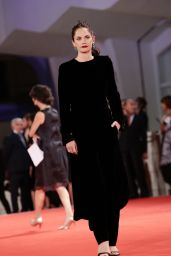 """Ruth Wilson – """"Mona Lisa and the Blood Moon"""" Premiere at the 78th Venice International Film Festival"""