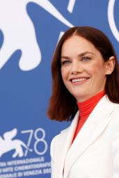 """Ruth Wilson - """"True Things"""" Photocall at the 78th Venice International Film Festival"""