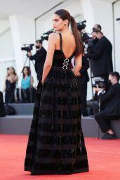 "Sara Sampaio - ""Madres Paralelas"" Red Carpet at the 78th Venice International Film Festival"