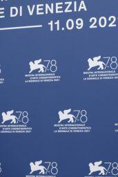 Sarah Gadon - 78th Venice International Film Festival Jury Photocall 09/01/2021