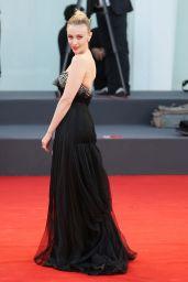 "Sarah Gadon – ""Madres Paralelas"" Red Carpet at the 78th Venice International Film Festival"