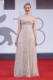 "Sarah Gadon – ""Official Competition"" Premiere at the 78th Venice International Film Festival"