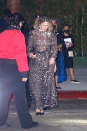 Sarah Paulson - Leaving the Academy Museum of Motion Pictures Opening Gala in LA 09/25/2021