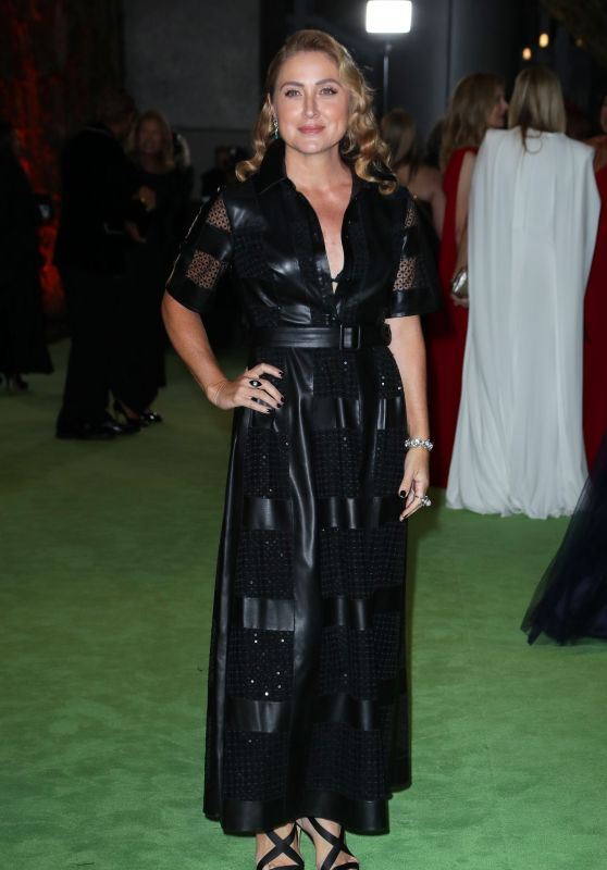 Sasha Alexander – The Academy Museum of Motion Pictures Opening Gala in LA 09/25/2021