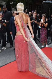 Saweetie – Celebrities Departing The Mark Hotel in NYC for the 2021 Met Gala