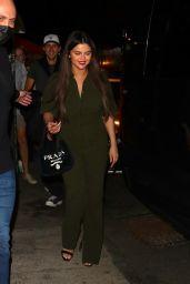 Selena Gomez at Bacaro Italian Restaurant in New York 09/07/2021