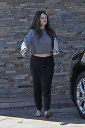 Selena Gomez at Cactus Taqueria in Los Angeles 09/19/2021