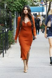 Selena Gomez - Out in NYC 09/08/2021