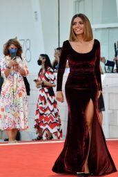 "Serena Rossi – ""Illusions Perdues"" Red Carpet at the 78th Venice International Film Festival"