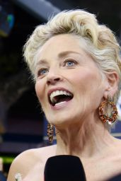 Sharon Stone – 17th Zurich Film Festival