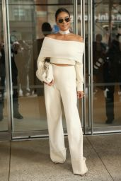 Shay Mitchell - Altuzarra Fashion Show at New York Fashion Week 09/12/2021