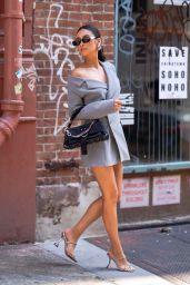 Shay Mitchell is Stylish - New York 09/16/2021