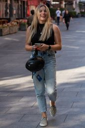 Sian Welby - Out in London 09/24/2021