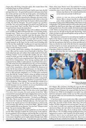 Simone Biles - New-York-Magazine 09/27/2021 Issue