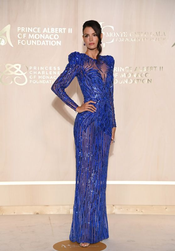Sofia Resing - 2021 Gala for Planetary Health in Monte-Carlo