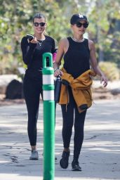 Sofia Richie and Nicole Richie - Santa Monica Mountains 09/08/2021