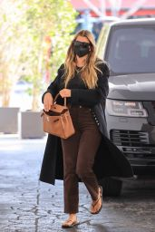 Sofia Richie - Heading to a Meeting in Beverly Hills 09/20/2021