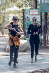 Sofia Richie - Hike Around the Santa Monica Mountains 09/08/2021