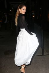 Sofia Sanchez de Betak - Met Gala After Party at the Standard Hotel Boom Boom Room in NYC 09/13/2021
