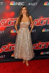 "Sofia Vergara – ""America's Got Talent"" Season 16 at Dolby Theatre in Hollywood 09/15/2021"