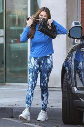 Sofia Vergara in Tights - Beverly Hills 08/30/2021
