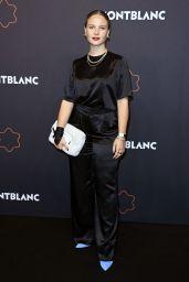 Sonja Gerhardt - Montblanc UltraBlack Collection Launch in Berlin 09/15/2021